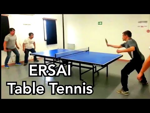 Ersai Kuryk Yard. Table Tennis Tournament. Final 11 Feb 2015 - 1 Minute Story NS