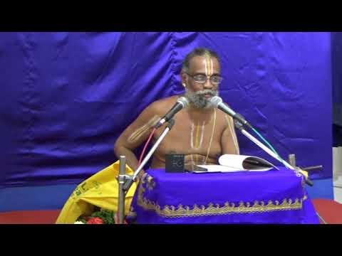 Pt 1 of Day(1)19 Oct 2018 Upanyasam Sri.Sogattoor Ramanujacharai on Raksha Grantha Anubhavam