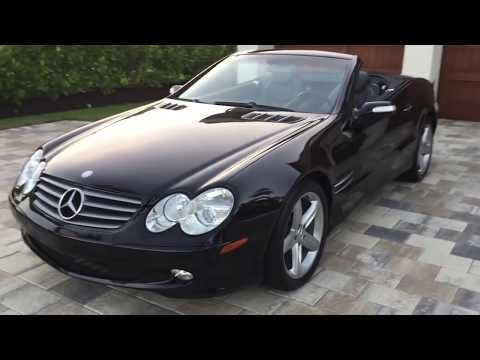 2004 Mercedes Benz Sl500 Roadster Review And Test Drive By Bill Auto Europa Naples You