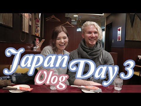 First time in JAPAN OSAKA VLOG Day 3