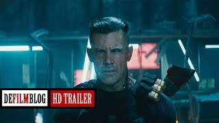 Deadpool 2 (2018) Official HD Trailer [1080p]