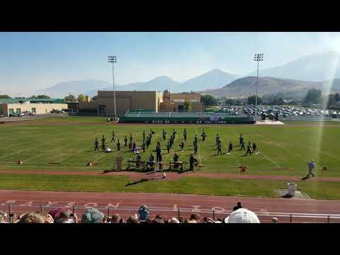 Salem Hills High Marching Band @ Nebo 2018