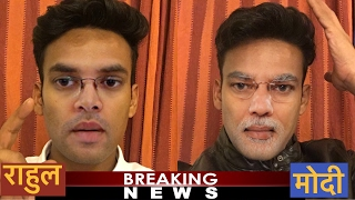 Pm Narendra Modi trolls Rahul Gandhi at a interview | By Jayvijay Sachan