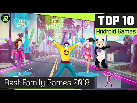 Best Android Games 2018: Best Android Family & Group Games