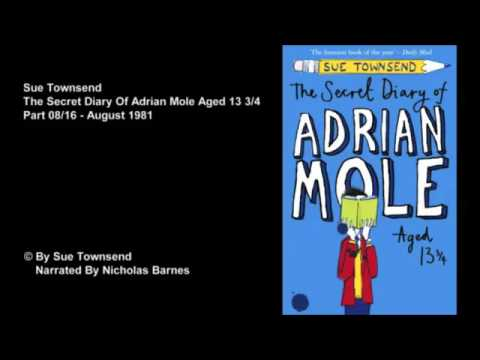 The Secret Diary Of Adrian Mole | Part 8 | August 1981