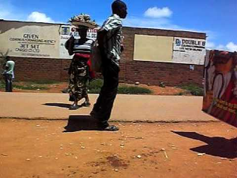 Border town to Tanzania Tunduma.AVI