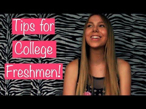 Starting College?!  ADVICE FOR COLLEGE FRESHMEN!!   Pepperdine University