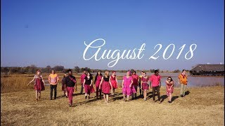 August 2018   3 Seconds a Day