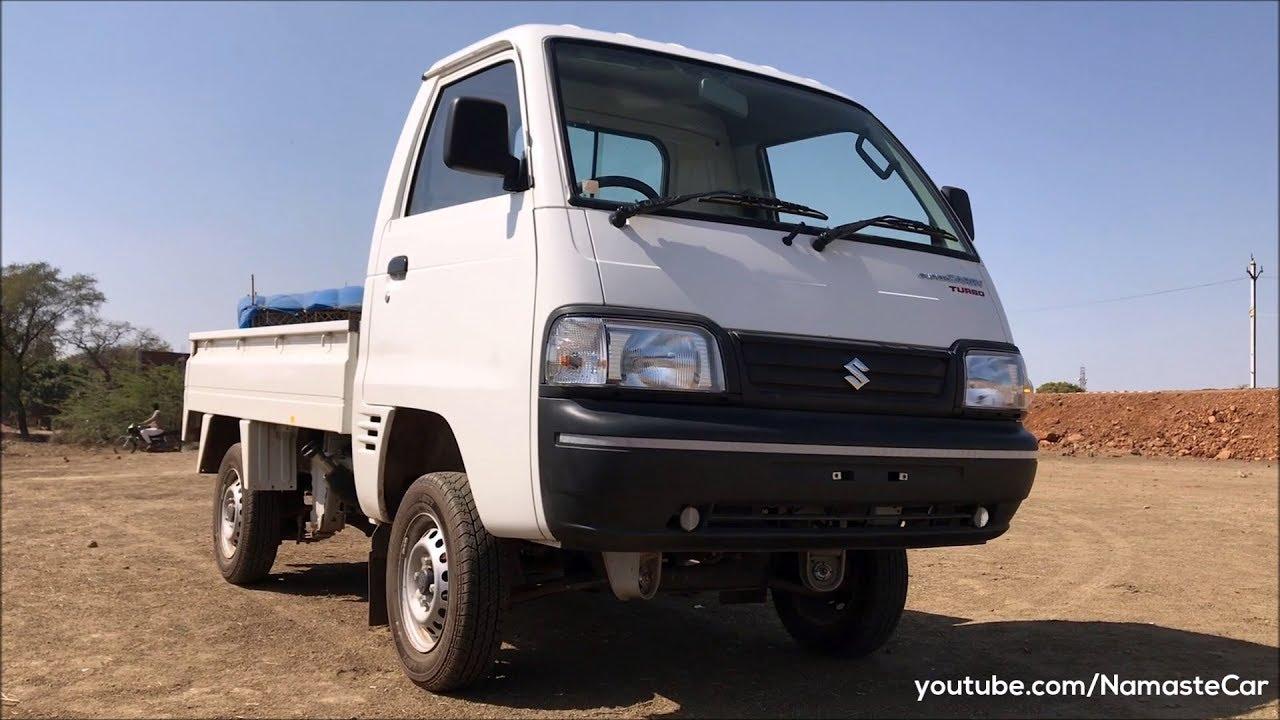 Maruti Suzuki Super Carry Turbo 2019 Real Life Review Youtube