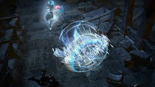 Path of Exile: Arctic Freezing Pulse
