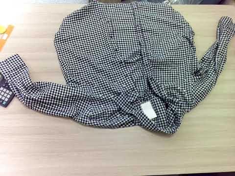 Как ушить рубашку по размеру