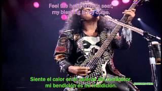 Kiss - Fits like a glove subtitulado en español e inglés