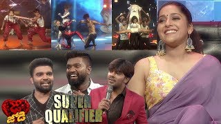 Dhee Jodi Super Qualifier Latest Promo - Dhee 11 - 28th August 2019 - Sudheer,Rashmi - Mallemalatv