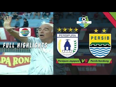 Persipura Jayapura 1 vs 1 Persib Bandung  Full Highlights  GoJek Liga 1 Bersama Bukalapak