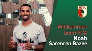 18/19 // Neuzugang // Sarenren Bazee kommt zum FCA