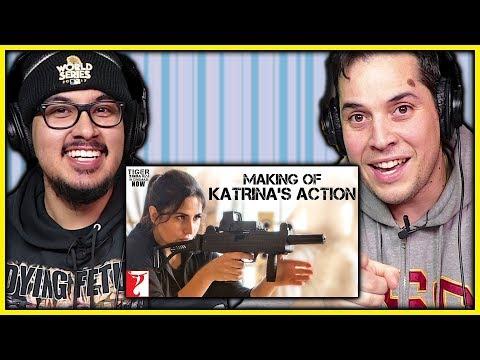 Making of Katrina's Action Reaction | Tiger Zinda Hai Behind the Scenes | Katrina Kaif | Discussion