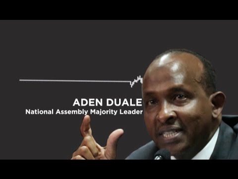 Garissa leaders record statements with DCI over remarks allegedly made by Duale - #DualeAgain