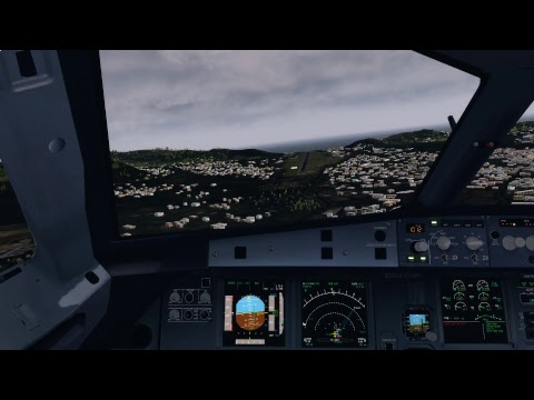 P3Dv4 | TAPA - TKPK | JBU869 | Full Flight