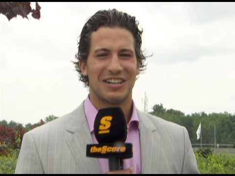 Rapid Fire featuring Michael Del Zotto of the New York Rangers!
