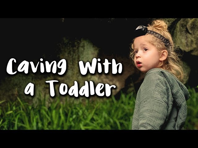 Caving With A Toddler | Nomadidaddy