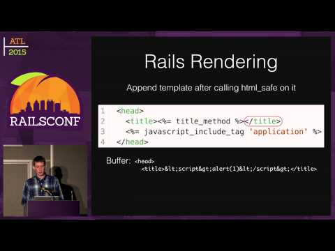 RailsConf 2015 - Metasecurity: Beyond Patching Vulnerabilities