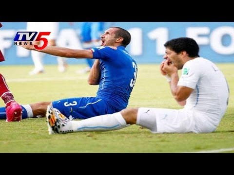 FIFA 2014 | Luis Suarez banned 4 months for biting incident : TV5 News