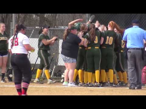 4 11 17 Morris Knolls vs Parsippany Softball
