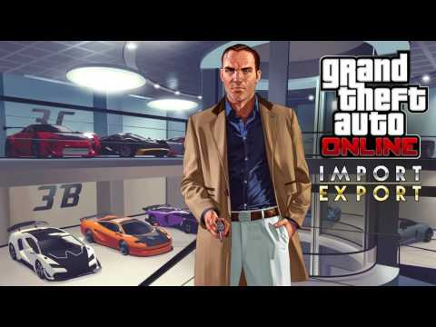 GTA 5 Online: IMPORT EXPORT: TUNDRA - REMIX / IMPROVED Soundtrack | HD & HQ