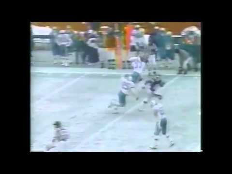 NFL Primetime 1990 Buffalo Bills Highlights