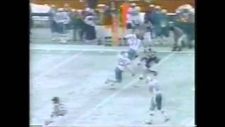 NFL Primetime 1990 Buffalo Bills Highlights