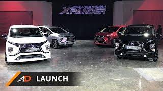 The all-new Mitsubishi Xpander - Launch