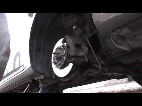 2007-2013 Toyota Corolla Как заменить шаровой шарнир. Cómo Reemplazar La Rótula Yiannis Pagonis
