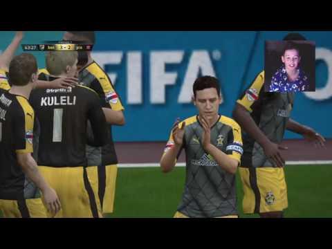Fifa 16 ultimate vs declan