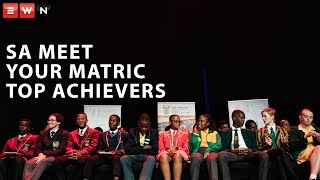 Engineering and Computer Science are popular choices for some of South Africa's matric top students in government schools. With the pass rate at the highest it's ever been in the history of South Africa, the crème de la crème share their background stories and what it took to make it to the top 30 out of more than 700 000 matric pupils.