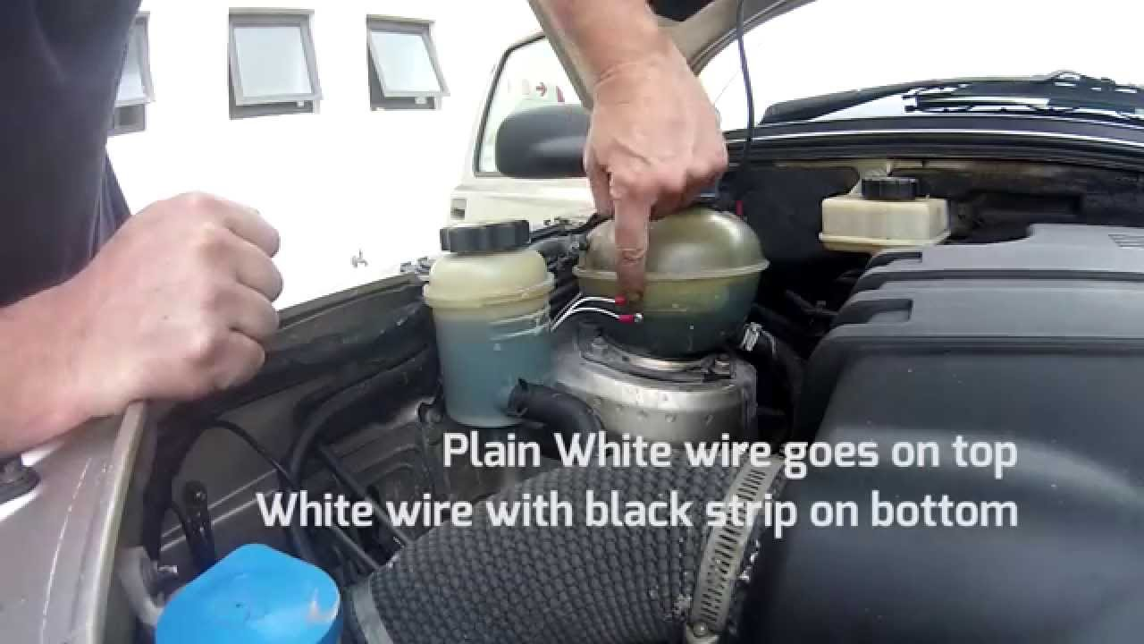 Low Coolent Alarm Land Rover Freelander V6 Youtube Coolant