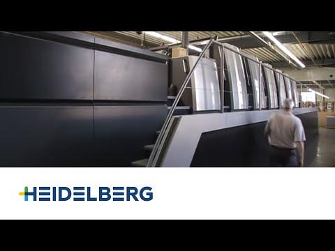 Speedmaster XL 145 bei Heidenreich Print GmbH - DE