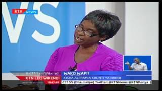 Makuu Leo: Gladys Erude-Mtangazaji aliyesifika; Kikosi cha NASA chakisiwa kutangazwa karibuni