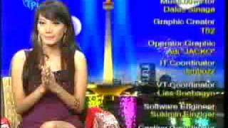 Hera Presenter Keliatan CD