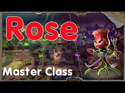 Plants Vs Zombies: Garden Warfare 2 - Rose
