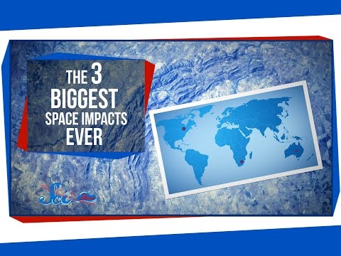 The 3 Biggest Space Impacts Ever