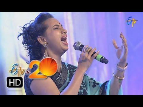 Kalpana Performance -Nityam YekantamSong in Nellore ETV @ 20 Celebrations