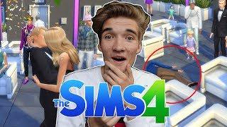 HIJ IS DOODGEGAAN OP DE TROUWDAG - The Sims 4 #172