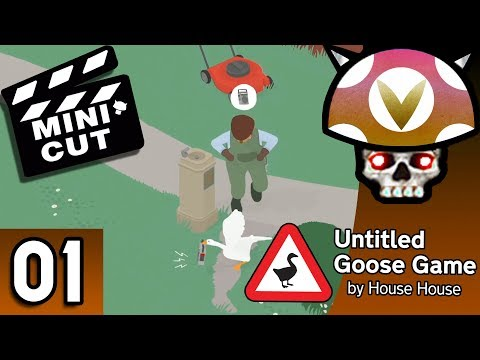 [Vinesauce] Joel - Untitled Goose Game Mini-Cut #1
