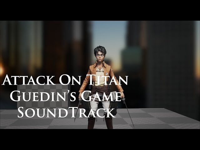 Jim Thach - Before the Fall  (Attack on Titan Guedin's fan game OST)