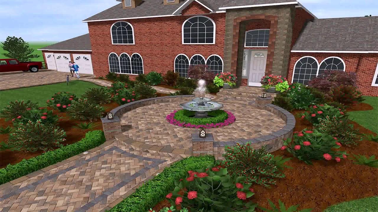 Virtual Landscape Design Free Online - YouTube
