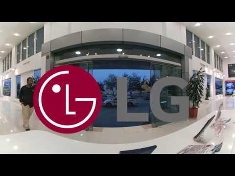 LG Brand Showroom, Doha - Qatar