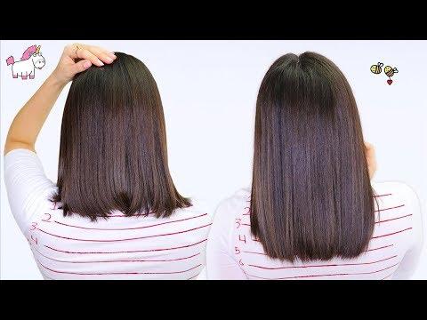 aceite de coco pelo antes y despues