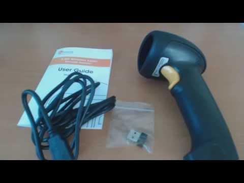 TaoTronics TT-BS021 Wireless Barcode Scanner Review