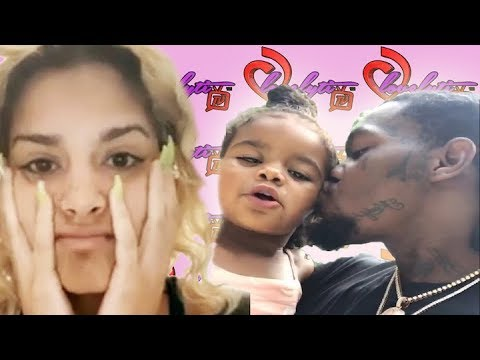 Offset's Baby Mama Shya L'amour Tells Her Side Of The Story~Stop putting all the BLAME on me! Mp3