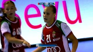 Top 5 Plays for July 1 | IHF Women's Junior World Championship Hungary 2018